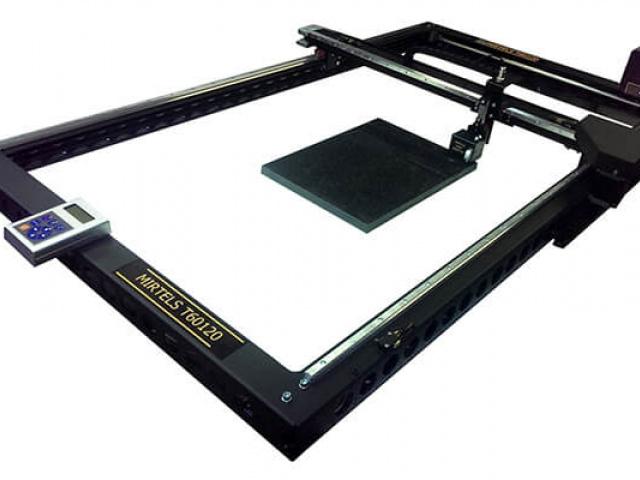 Mirtels T60120 darbeli oyma makinası