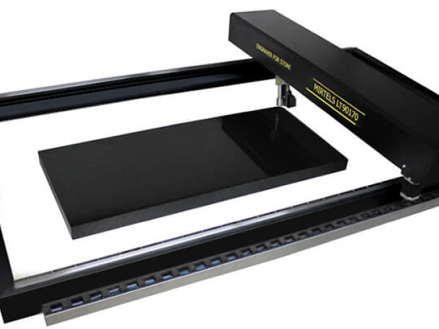 Mirtels LT90170 lazer dabeli oyma makinası